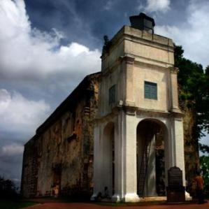 St. Paul Church Malacca