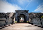 Gate of Fort Marlborough