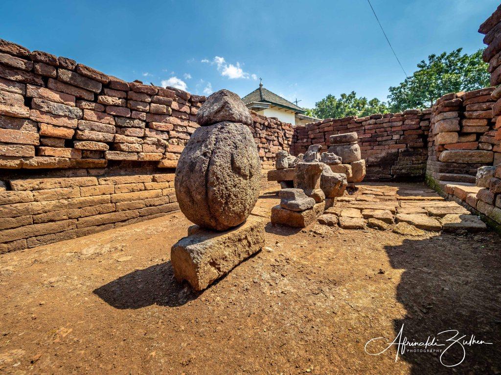 Tinggalan Arkeologi di Candi Pasetran